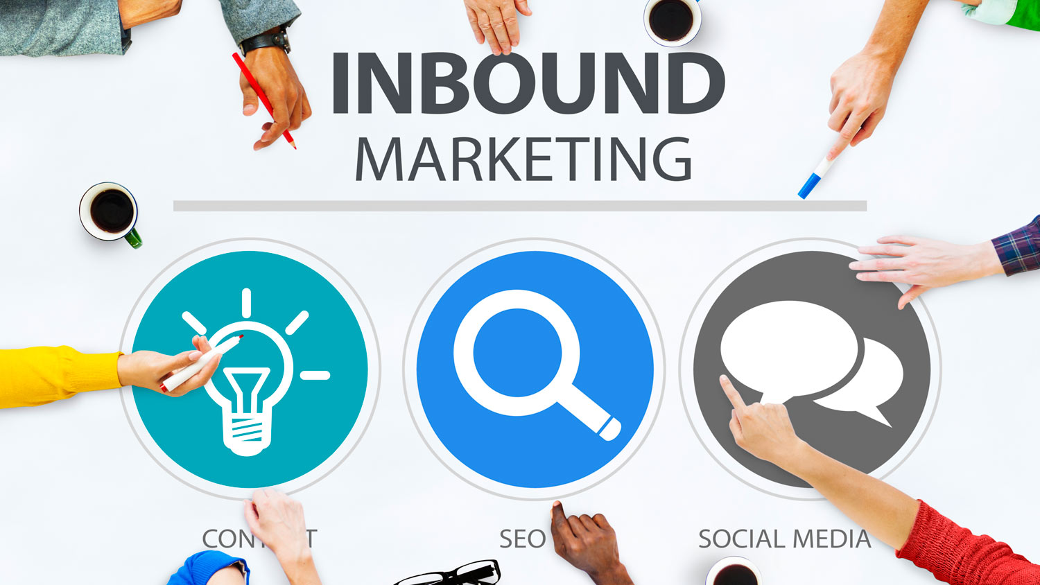 attracting to inbound marketing course