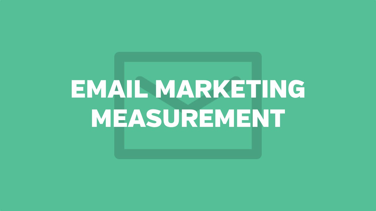 email marketing measurement