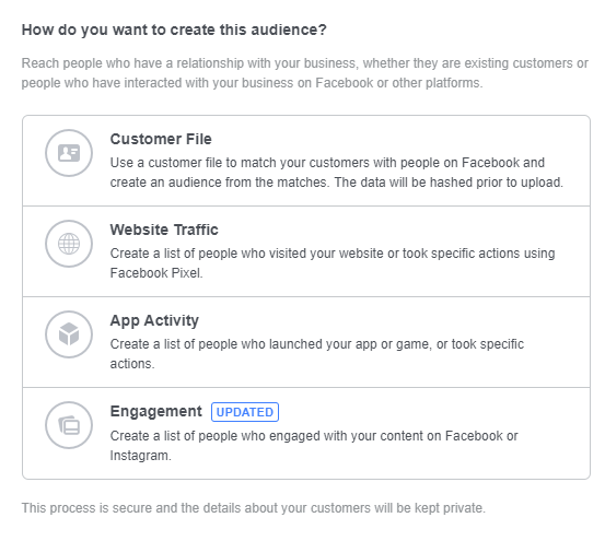 Automated Facebook Campaign