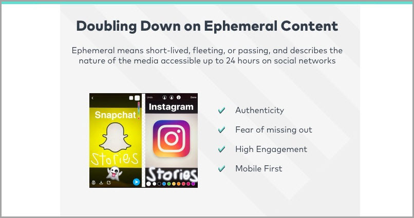 social-media-stories-ephemeral-marketing-ephemeral-stories