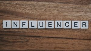 Use of Influencers
