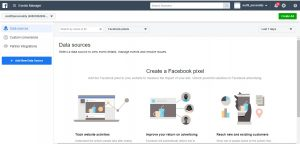 Implement Facebook pixel on your site