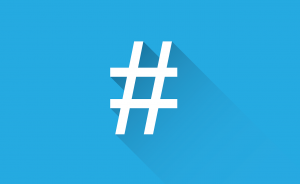 Use of Hashtags